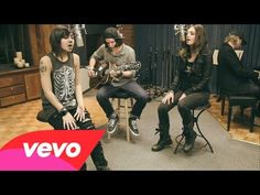 The acoustic version of Krewella's 'Alive' is amazing! Which version do you prefer?    Watch: http://youtu.be/S7dcA_N6EmQ