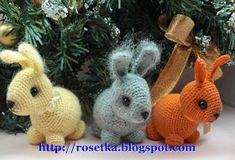 Mesmerizing Crochet an Amigurumi Rabbit Ideas. Lovely Crochet an Amigurumi Rabbit Ideas. Crochet Rabbit, Crochet Bunny, Love Crochet, Crochet Animals, Crochet Toys, Fabric Toys, Easter Crochet, Felt Toys, Recycled Crafts
