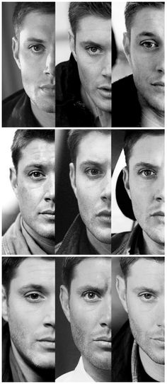 Dean seasons 1-9. Seasons 2,3, and 6 are my favorites because he's just so broken in those and it makes him look so pretty
