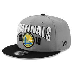 super popular feb62 dbeb7 Adult New Era Golden State Warriors 2019 NBA Finals 9FIFTY Cap, Grey