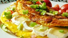 Kuřecí stehna pečená na bramborách a žampionech – U Miládky v kuchyni Baked Potato, Potatoes, Menu, Chicken, Baking, Breakfast, Ethnic Recipes, Hub, Food