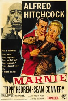 Marnie (Alfred Hitchcock, 1964)