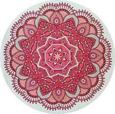 Creatie 2016-37, 28-12-2016 100 creaties mandala met Spectrum Noir Markers