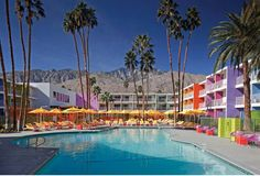 The Saguaro,  Palm Springs | Poppy Talk