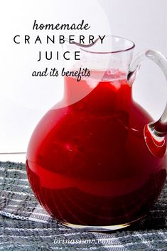 for beginners,juicing for kids,juice for health,juicing lifestyle - Juice for Health Fresh Cranberry Juice Recipe, Cranberry Juice Detox, Cranberry Juice Benefits, Cranberry Lemonade, Fresh Juice Recipes, Cranberry Recipes, Whole Food Recipes, Cranberry Jam, Smoothie Drinks