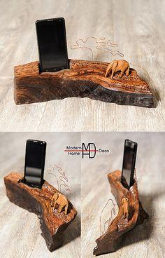 Hey, diesen tollen Etsy-Artikel fand ich bei https://www.etsy.com/de/listing/222116106/wood-iphone-stand-smartphone-stand-phone