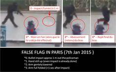 """Le meilleur de l'actualité: #CharlieHedbo : """"INCROYABLE : le policier qui évit..."""