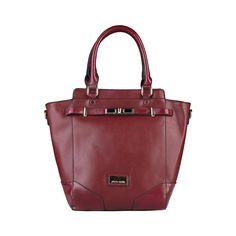 Pierre Cardin red women shoulder bags – The Nora #clothing #fashion #women #Bags #Handbags