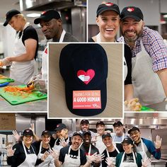 We had an awesome time a couple of weeks ago volunteering with one of our favorite organizations in #NYC - @godslovenyc prepping food that will be served to thousands of New Yorkers who are too sick to cook for themselves. Thanks to @manseekinglight for organizing this awesome group of people and thanks to God's Love for <3ing humanity every day through their work.  Gods Love is always looking for more volunteers and another super fun way to get involved is by attending #BigLoveWeekend 2016…