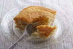 Deze simpele plantaardige cake is de volgende dag nog lekkerder.