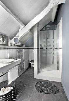 Id es d cos sdb et escalier on pinterest cuisine deco and bathroom - Deco toilet idee ...