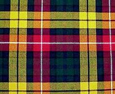 Buchanan (Modern Colours) Tartan by Scotweb Tartan & Fabric Finder Tartan Sash, Tartan Fabric, Tartan Plaid, Scottish Clans, Scottish Tartans, Inverness Cape, Clan Buchanan, Kilt Jackets, Fabric Finders