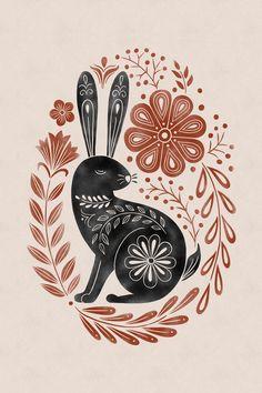 Easter wishes - DimitriAna rabbit illustration draw Art And Illustration, Easter Illustration, Watercolor Illustration, Rabbit Illustration, Cat Illustrations, Painting Inspiration, Art Inspo, Kunst Inspo, Motif Vintage