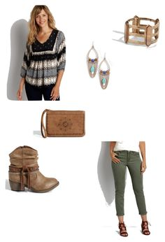 """Fall and fabulous!"" by store1398 ❤ liked on Polyvore featuring maurices"