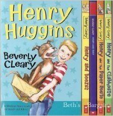 HENRY HUGGINS BOXED SET 5 BOOKS: Beverly Cleary: 9780439378147: Amazon.com: Books