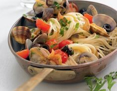 Das Rezept | Spaghetti alle Vongole