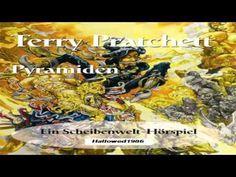 Terry Pratchett - Pyramiden   Hörbuch Komplett   Deutsch 2015 Comic Books, Comics, Youtube, Terry Pratchett, Deutsch, Fantasy, Cartoons, Cartoons, Comic