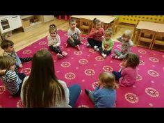 Zabawa wyciszająca w dwulatkach Preschool Songs, Poems, Activities, Education, Youtube, Musica, Speech Language Therapy, African, Poetry