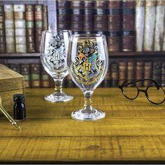 9 x 9 x 17 cm multi-couleur Harry Potter V2 Poudlard changer verre