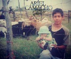 Ariel Camacho con su primita