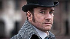 Matthew Macfadyen as Detective Edmund Reid in Ripper Street