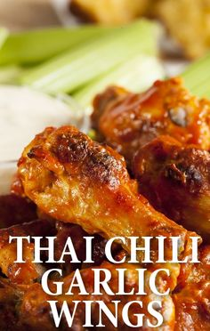 Jet Tila from LA's Stir Market restaurant was in The Talk kitchen with a football night idea for Thai Chili Garlic Hot Wings, with a spicy sauce. http://www.recapo.com/the-talk/the-talk-recipes/talk-jet-tila-thai-chili-garlic-hot-wings-recipe-tailgating/