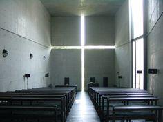 Tadao Ando -光の教会 安藤忠雄
