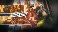 Download Junkrat Overwatch Wallpaper by Pt Desu 2560x1440