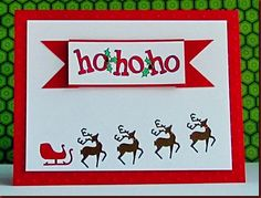 christmas cards using tonic - Google Search