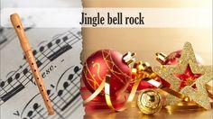 Partitura Jingle bell rock Flauta Dulce