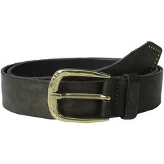 Liebeskind Vintage Leather Belt (Gold) Belts ($75) ❤ liked on Polyvore featuring accessories, belts, gold, liebeskind belt, adjustable belt, studded belt, vintage gold belt and gold belts