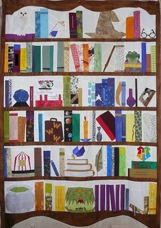 Harry Potter Quilt – I love the Hedwig and Hogwarts crest on this one. One of th… - Fabric Crafts Harry Potter Nails, Harry Potter Books, Paper Piecing Patterns, Quilt Patterns, Quilting Projects, Sewing Projects, Quilting Ideas, Hogwarts Crest, Tie Quilt