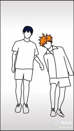 Theyre so cute 🤧 #haikyuuedit #haikyuu #dancing #kageyama #hinatashoyo Haikyuu Kageyama, Haikyuu Manga, Haikyuu Funny, Haikyuu Fanart, Anime Dancer, Kagehina Cute, Anime Wallpaper Live, Anime Boyfriend, Cute Anime Guys