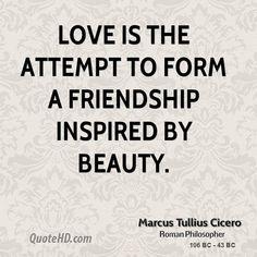 cicero on friendship quotes