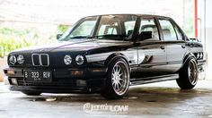 Hartge BMW 323i (E30) Bmw E30 M, Bmw 323i, Bmw Cars, Bmw Classic Cars, Car Tuning, My Ride, Touring, Automobile, Classic Cars