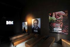 Affiches par Régis Guérin alias the Ragemen, studio Rysk - photo J-Y Le Dorlot Limousin, Art Et Design, Dordogne, Expositions, Design Graphique, Flat Screen, Photos, Studio, Blood Plasma