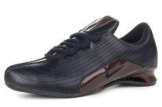 Nike Shox Rivalry Black-black 316317 022