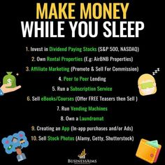 How To Start Investing Personal Finance - Investing Videos Vector - Investing Ideas Passive Income - Passive Income Investing - - Investing In Stocks, Investing Money, Stock Investing, Earn Money From Home, How To Make Money, Investment Tips, Budget Planer, Business Money, Business Ideas