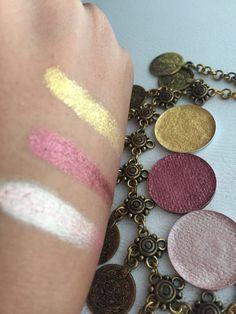Treasure hunt eyeshadow bundle by EnchantedLustre on Etsy