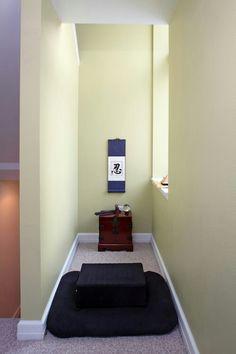 #Meditation room design ideas..