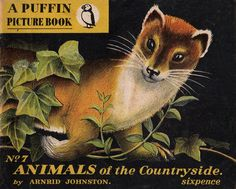 Animals of The Countryside, Arnrid Johnston, PP7, 1941