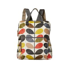 Discover the Orla Kiely Backpack Tote - Multicoloured at Amara