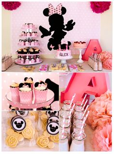 Minnie Mouse Birthday | Styling | Ruffles and Bells