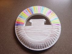 Preschool Crafts for Kids*: Noah's Ark Bible Craft 5