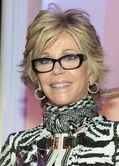 Jane Fonda - She is so great!