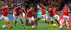A Minha Chama: 2015-2016 26ªJ: SL Benfica 4 Tondela 1