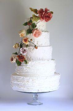 Jaime Gerard Cake Garden Roses Trinidad And Tobago Wedding Cakes