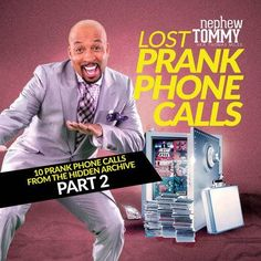 Lost Prank Calls Part 2  Nephew Tommy aka Thomas miles (2016) is Available For Free. Download at http://ift.tt/2cmS4Xz