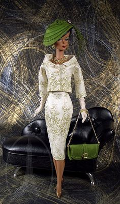 Affordable Luxury Cream Ensemble by MADE in PARIS CREATIONS by MADEinPARIS, via Flickr