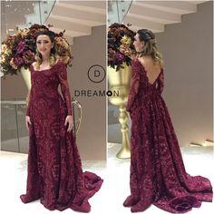 DreamON Tasarım Atölyesi tarafından kendisi için özel olarak tasarlanan abiye kıyafet Ayten Akınal Kara'ya çok yakıştı. www.dreamon.com.tr #dreamon #gelinlik #style #rockthatnight #koleksiyon #gelinlikmodelleri #nisanlık #mağaza #truelove #wedding #abiye #gaziantep #dreamongelini #abiyemodelleri #tarz #dreamonplaza #mutluluk #couture #dreamontasarımatölyesi